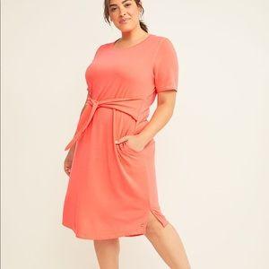 Lane Bryant plus size active dress 22/24